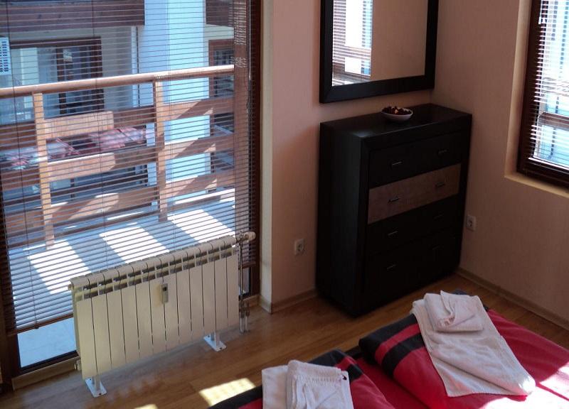 Bansko Bulgaria 1-Bedroom Apartment Predela 1_26_14