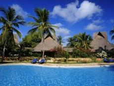 Tanzania, Zanzibar Archipelago, South East Coast, Pingwe-Bwejuu Beach area, Hotel Breezes