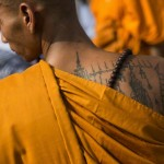 The Wat Bang Phra Tattoo Festival kick off in west of Bangkok