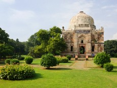 Sheesh Gumbad, Lodi Gardens, Delhi, India