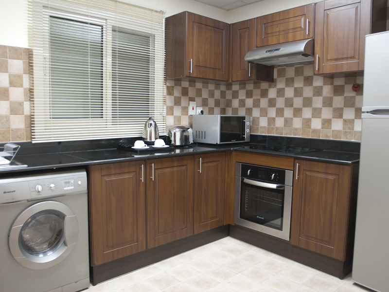 one Bed room Deluxe Kitchen