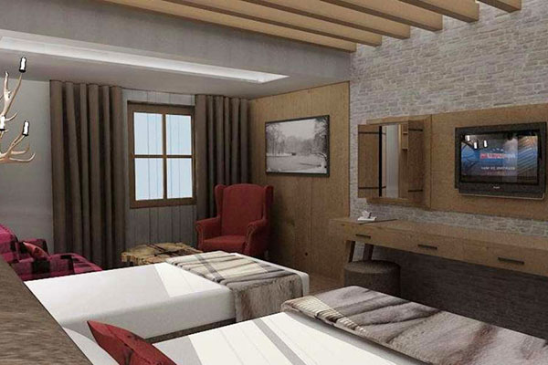 !Bof-Standard Double or Twin Room