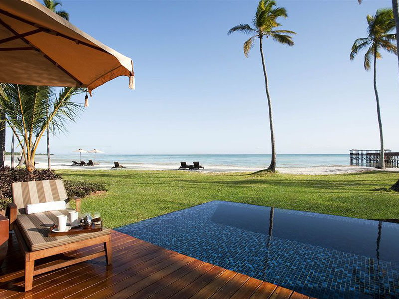 Frangipani Ocean Front Pool Villa (1)