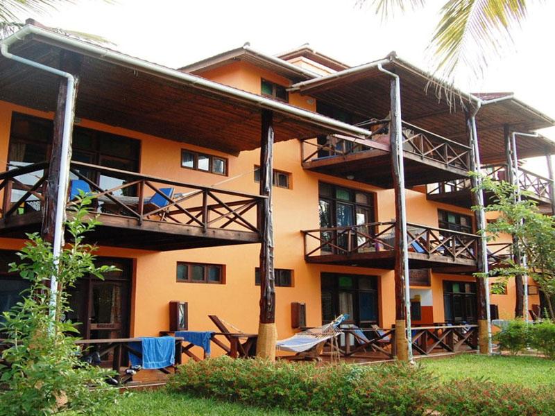 Zanzibar-house