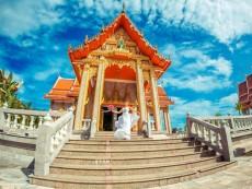 свадьба в таиланде тайский стиль