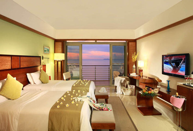 180° Sea View Room