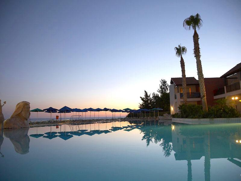 Aqua sol holiday village 4 пафос