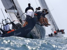 Sailing - CYCA Trophy Series 2015 - Concubine