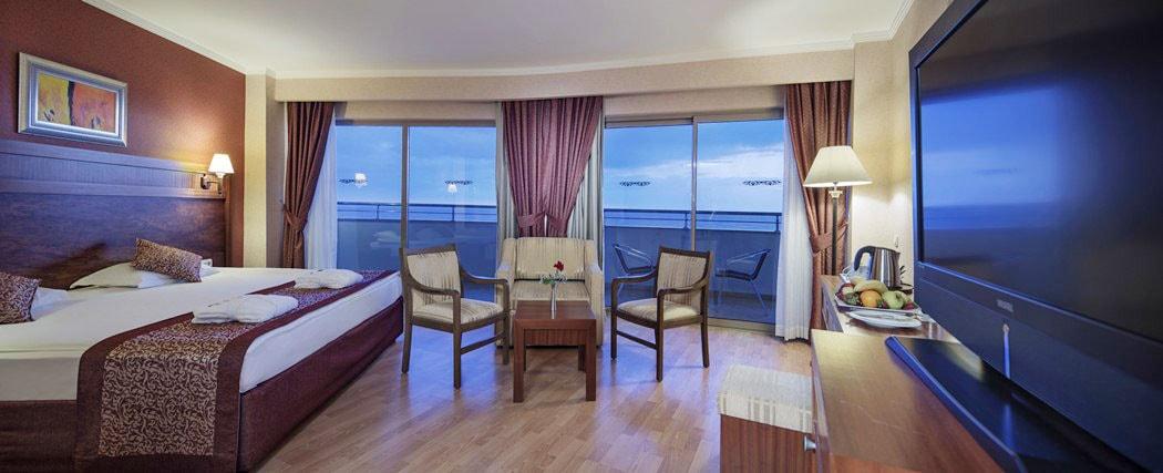 Alba Royal Hotel Side Sperior(Junior Suite) Room 1-min