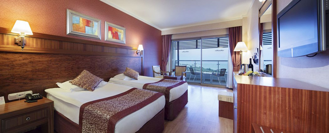 Alba Royal Hotel Side Standard Room 1-min