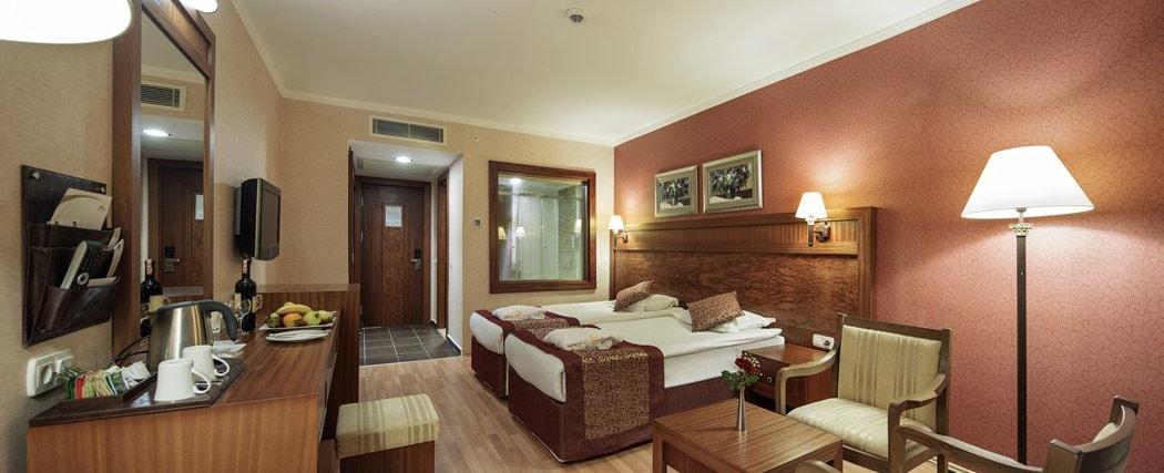 Alba Royal Hotel Side Standard Room 4-min