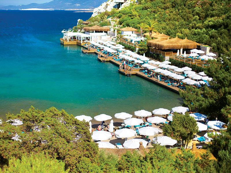 Hilton Bodrum Turkbuku Resort & Spa (4)