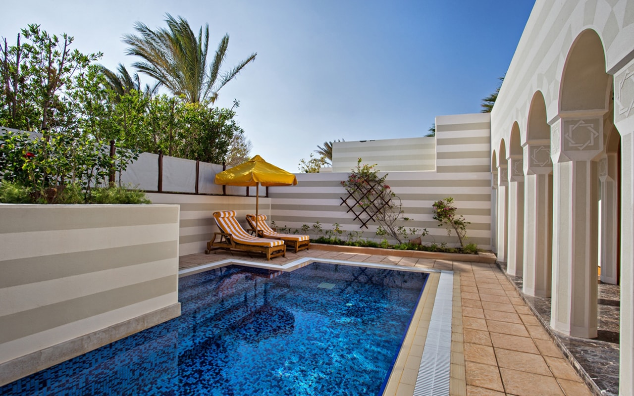 Royal Suite Pool-min