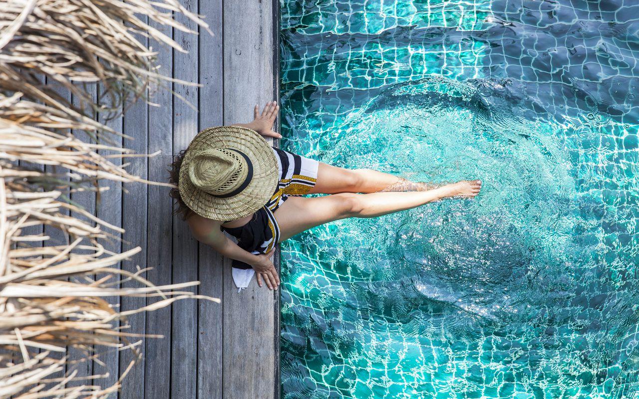 Beach Villa with Private Pool (7)