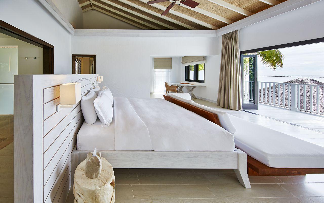 COMO Maalifushi - COMO Residence Bedroom