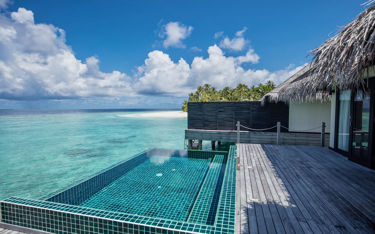 Overwater Villa with Private Pool (1)