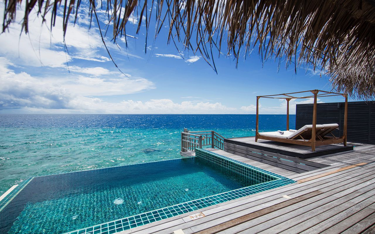 Overwater Villa with Private Pool (2)