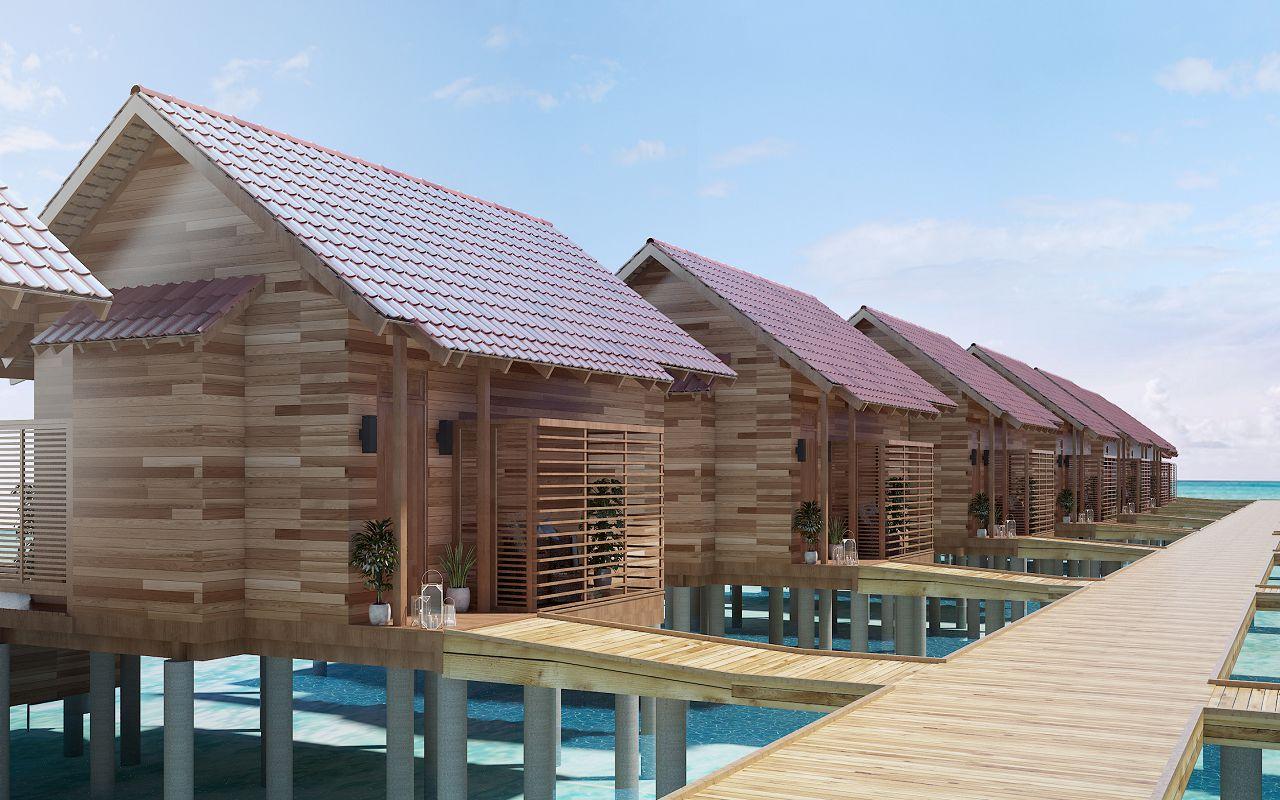 Pool Water Villa - 5