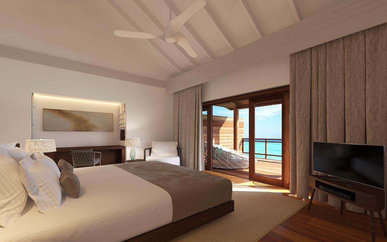 Watervilla_bedroom