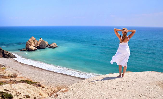 Волшебная осень на Кипре