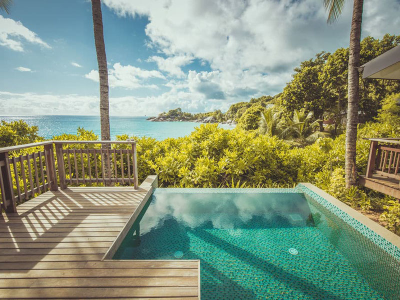 Oceanview Chalets-pool4