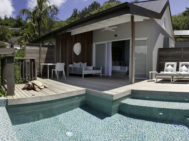Oceanview Chalets-pool8