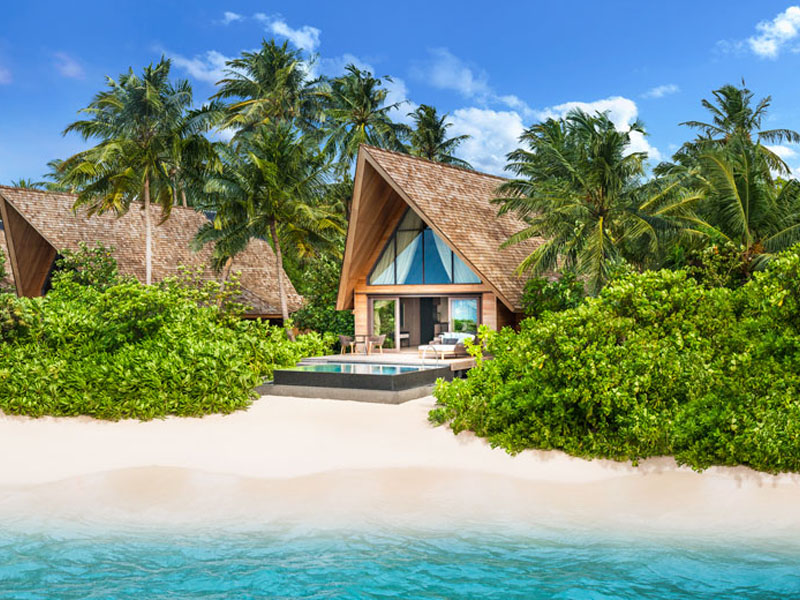 Beach Villas With Pool