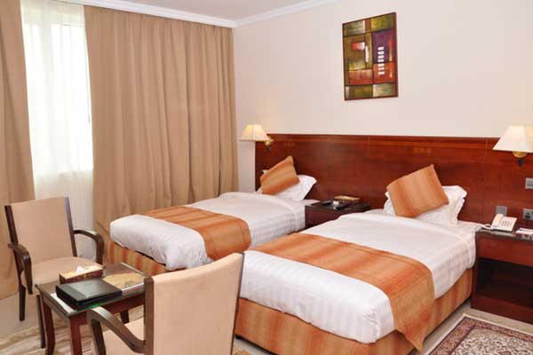 Ramee Royal Hotel Apartments one room
