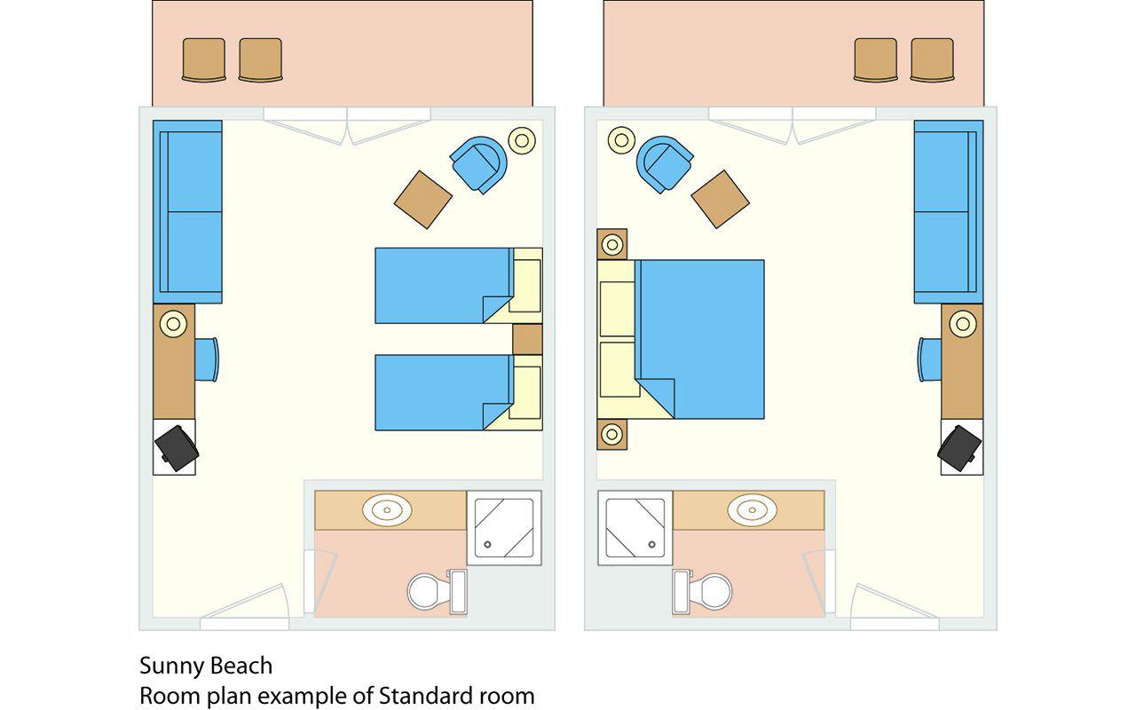 Sunny-Beach-Room-Plan-Standard