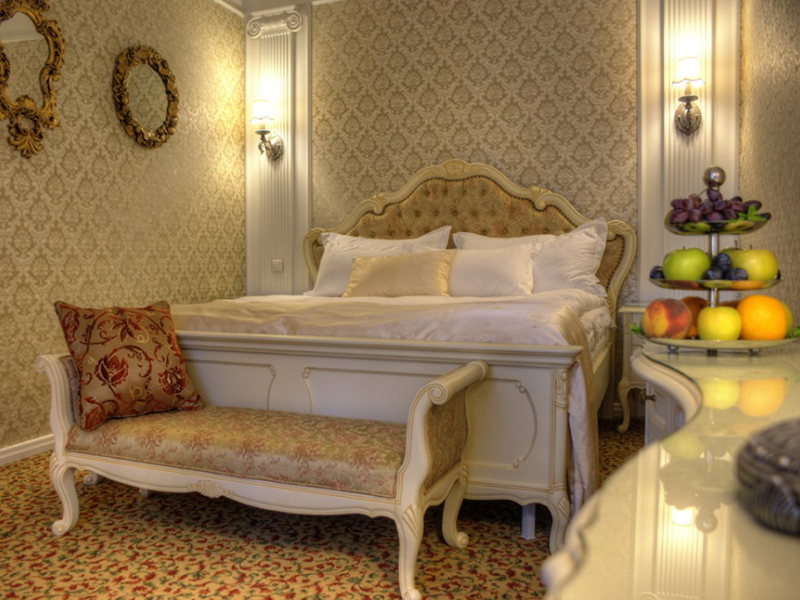 люкс во французком стиле