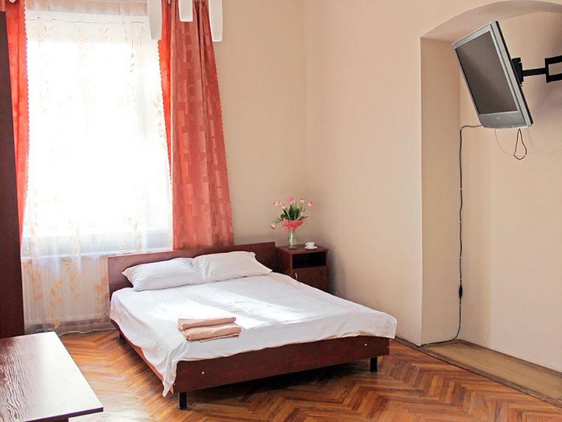 Апартаменты с 2 спальнями (6)