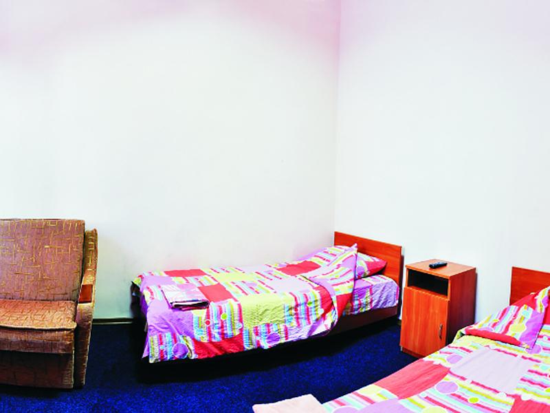 Апартаменты с 3 спальнями (1)