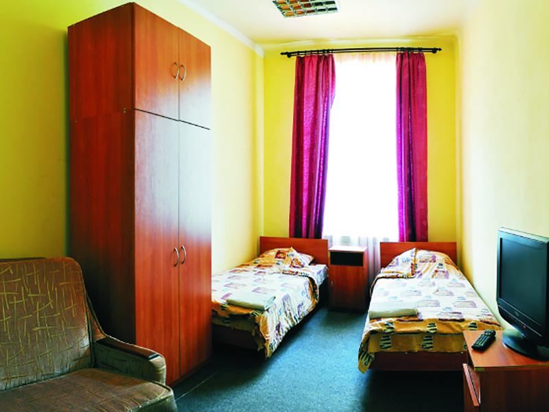 Апартаменты с 3 спальнями (3)