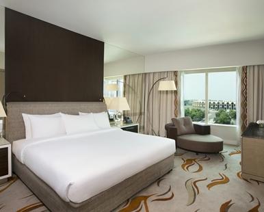 Deluxe One Bedroom Suite2