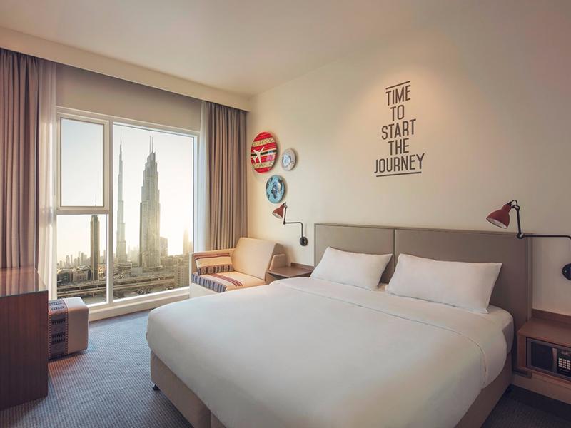 Rover Room Burj View