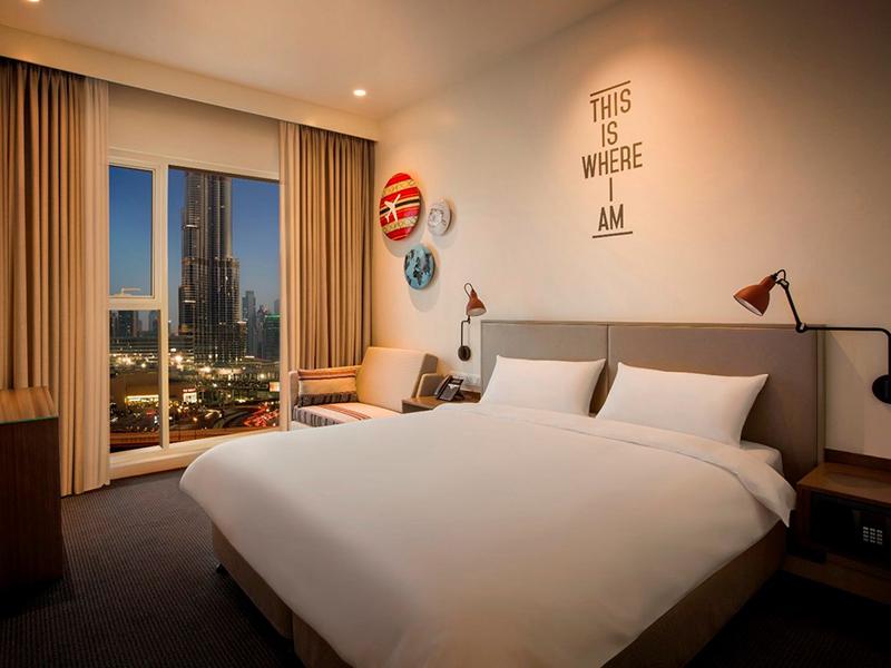 Rover Room Burj View2