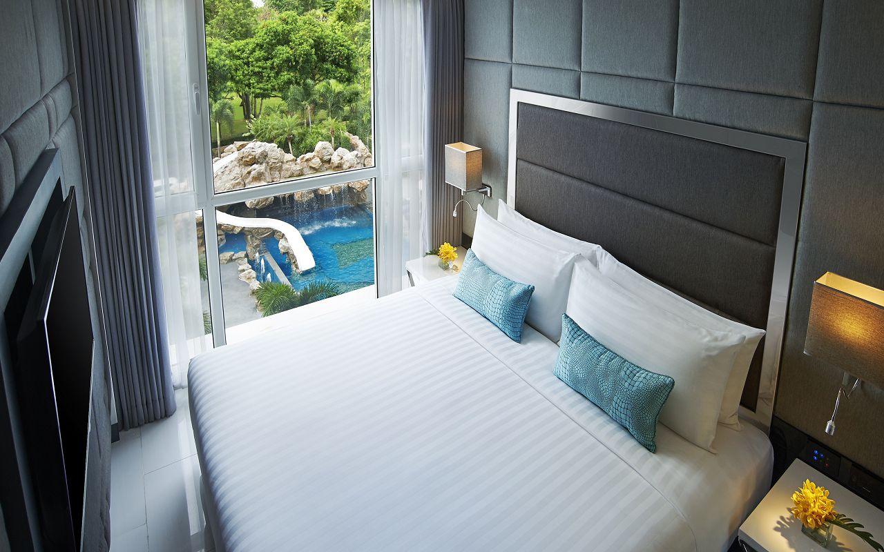 Amari Residences Pattaya_One Bedroom Deluxe Suite