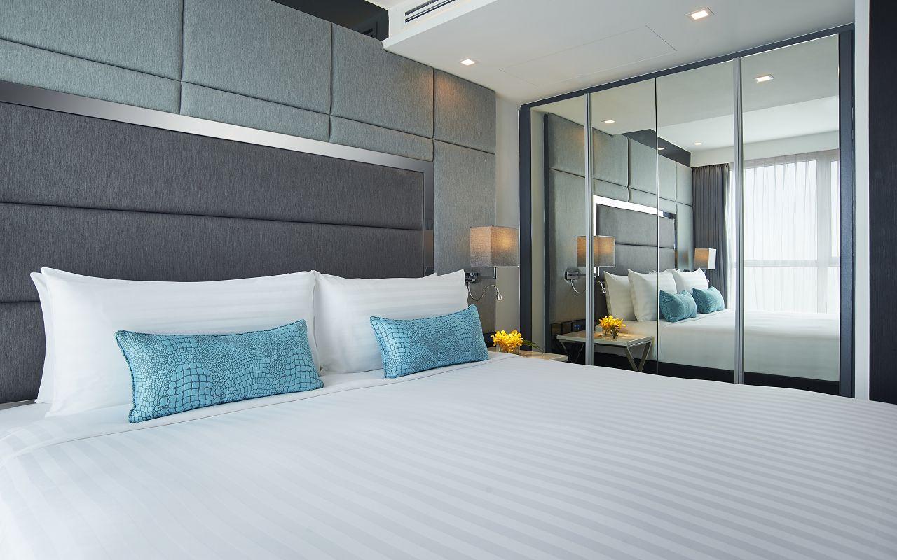 Amari Residences Pattaya_One Bedroom Ocean Suite