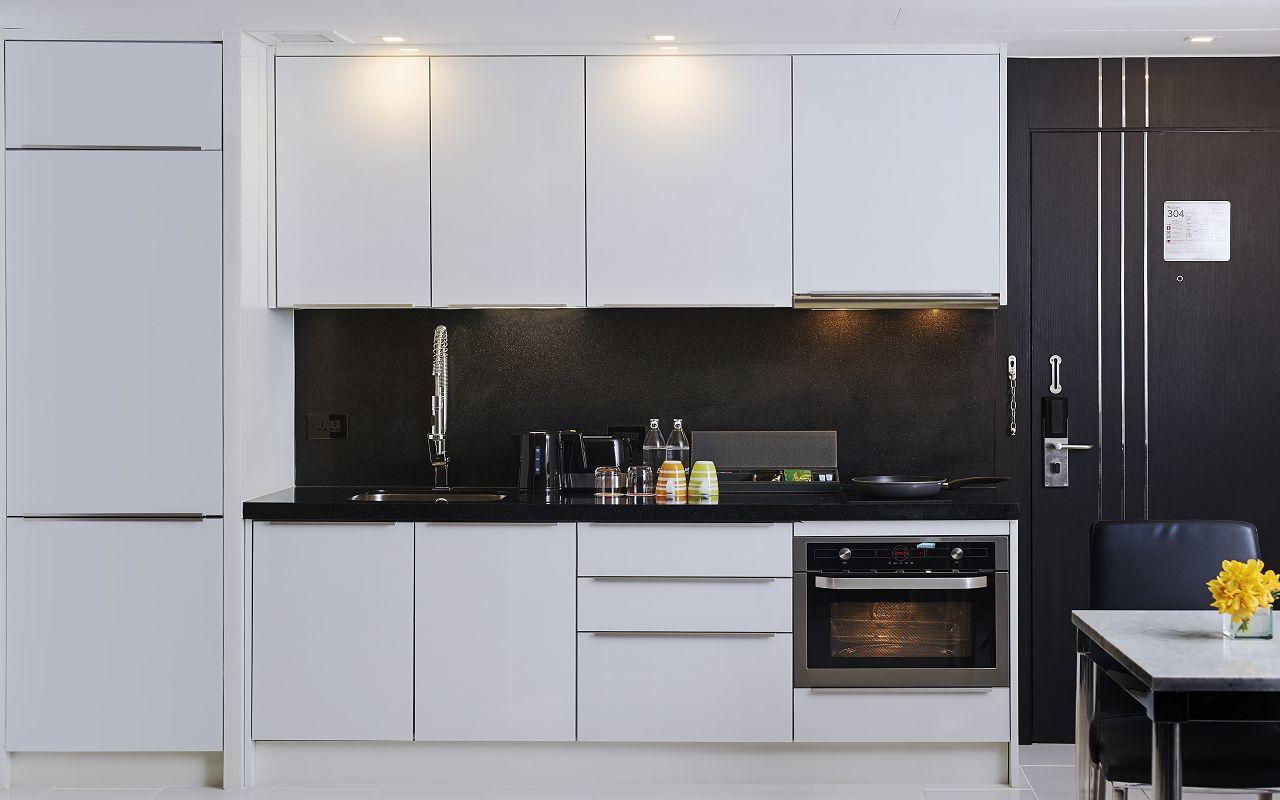 Amari Residences Pattaya_One Bedroom Suite Kitchennette