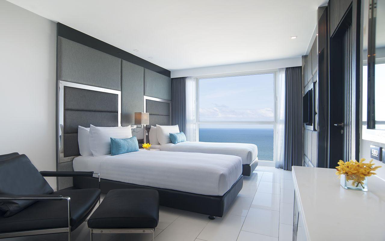 Amari Residences Pattaya_Superior Ocean Facing Twin