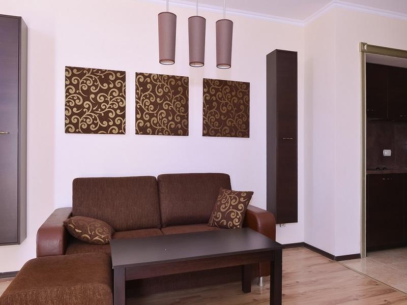 App one-bedroom 4