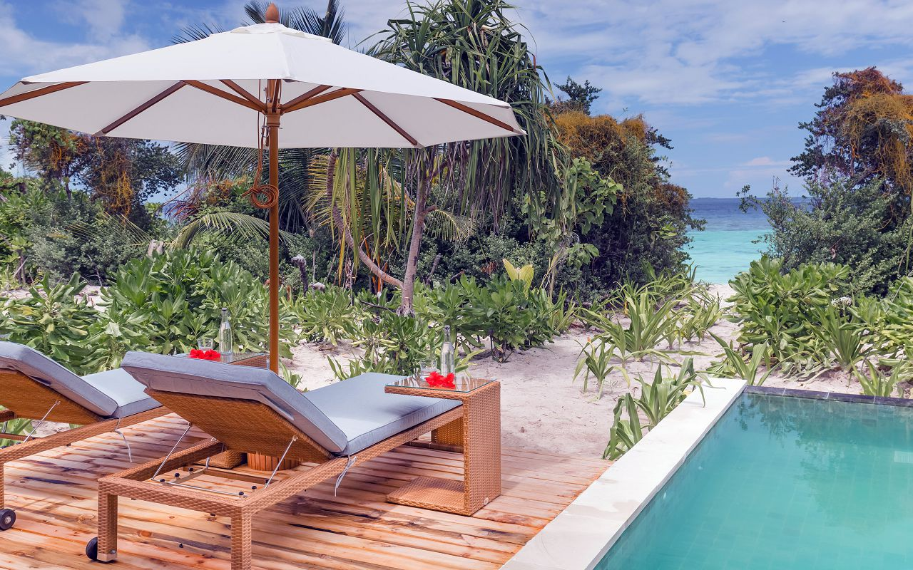 Beach Villa with Pool (7)