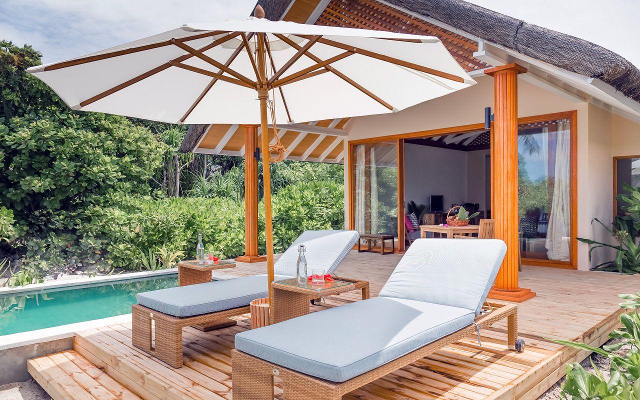 Beach Villa with Pool (8)