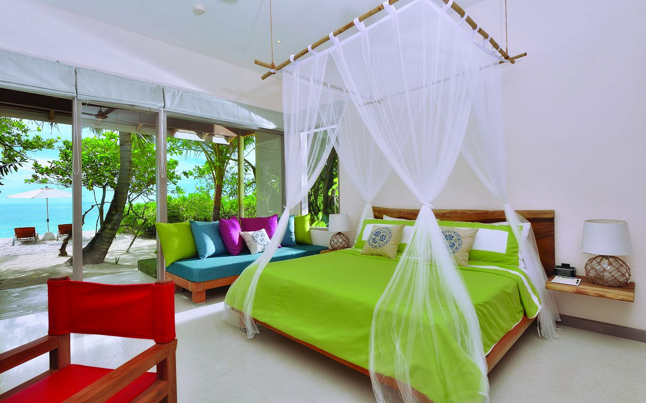 DBV Bedroom Exterior View