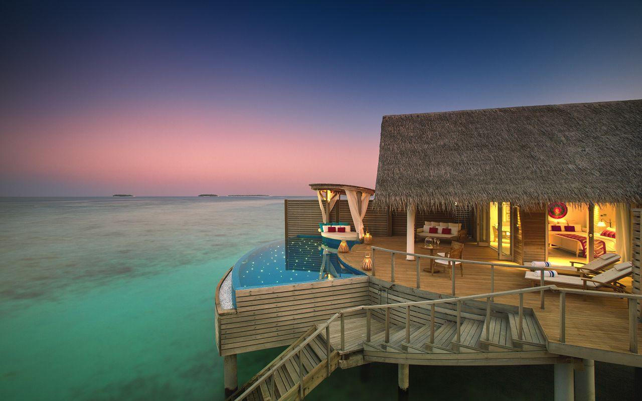 Milaidhoo Maldives accomm 1 water pool villa exterior (0) jpeg