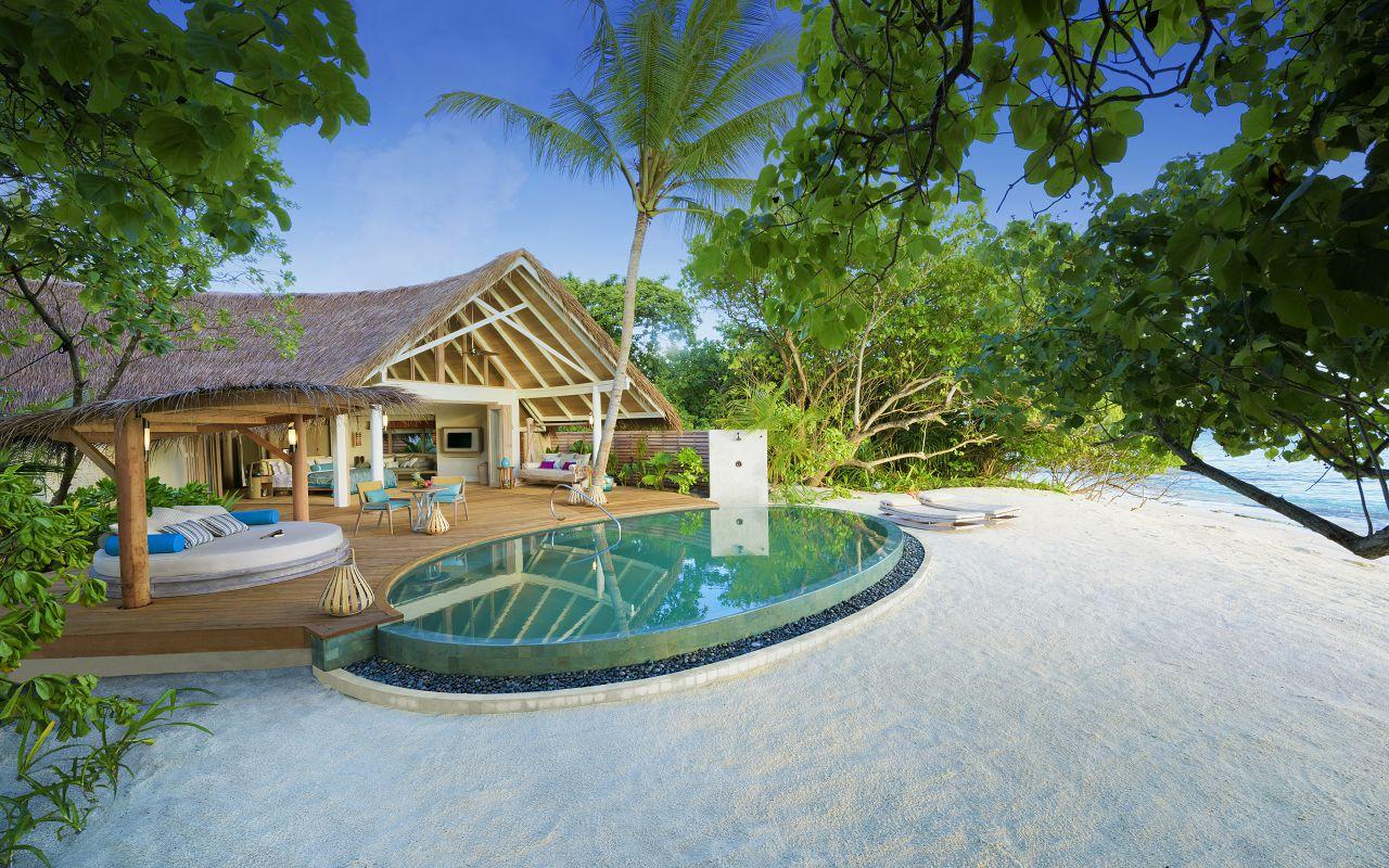 Milaidhoo Maldives accomm 2 beach pool villa (2)