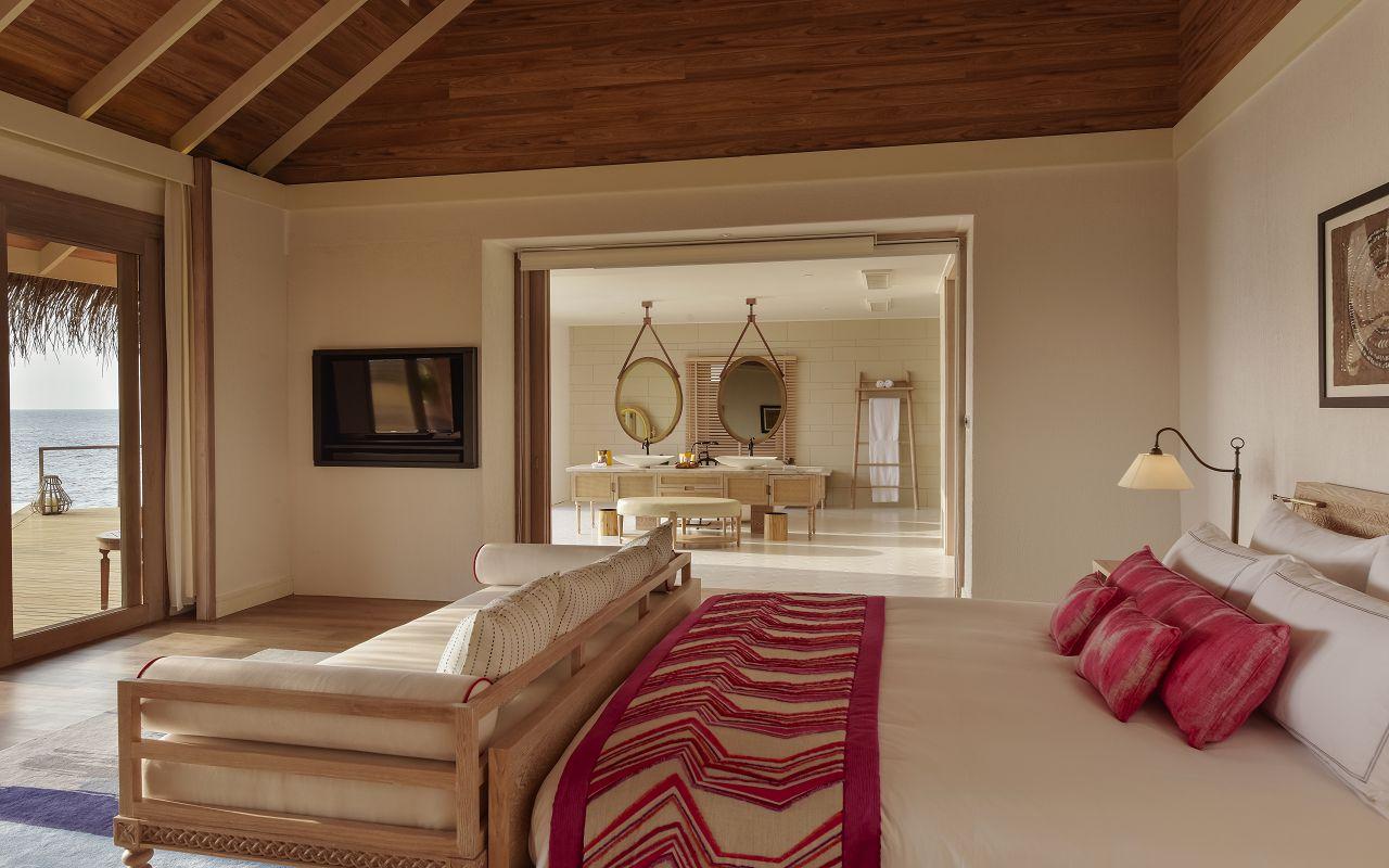 Milaidhoo Maldives accomm 4 Ocean Residence bedroom (1) - Copy