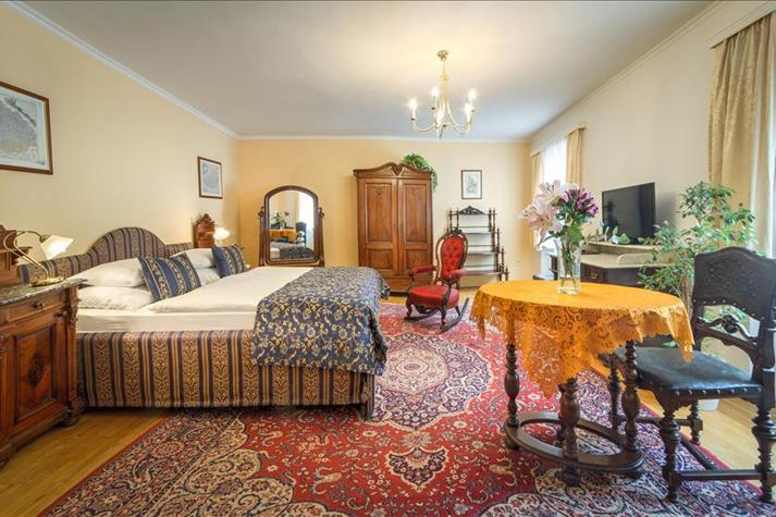 Quadruple room Standard4