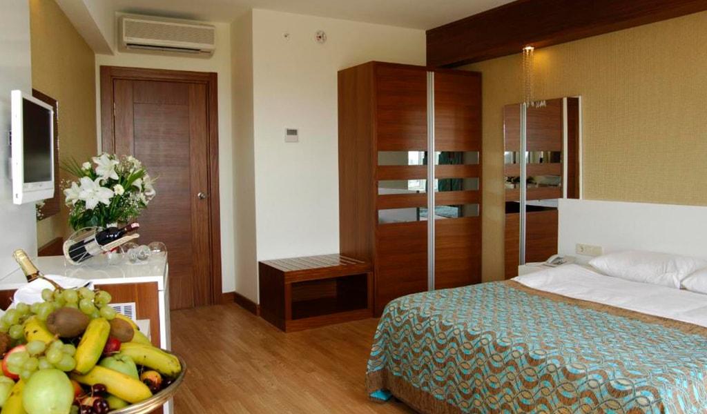 Side Sea View Standard Room3