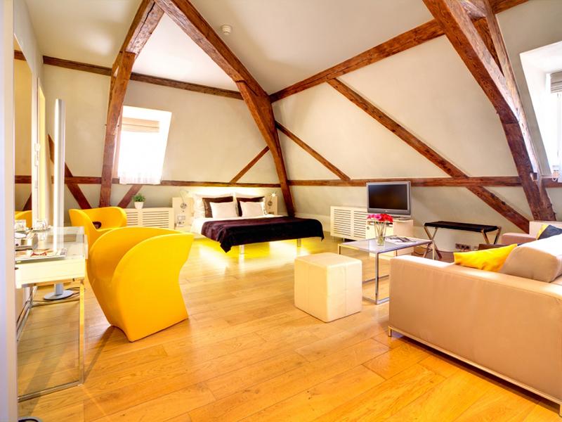 Triple room Deluxe